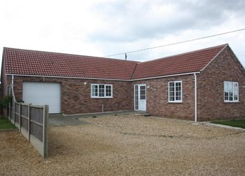 Thumbnail 3 bed bungalow to rent in Ebenezer Cottages, Lime Kiln Road, Gayton, King's Lynn