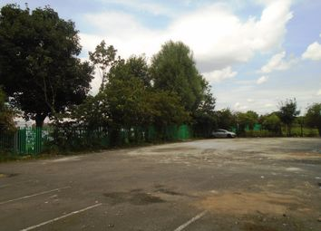 Thumbnail Land to let in Site - Lyndean Industrial Estate, Felixstowe Road, Abbey Wood, London