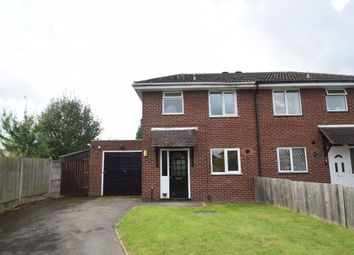 Thumbnail 3 bed semi-detached house to rent in Aston Drive, Newport