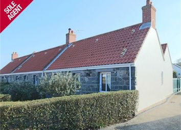 Thumbnail 3 bed semi-detached house for sale in Chin Chin Cottage, Route De La Ramee, St Peter Port