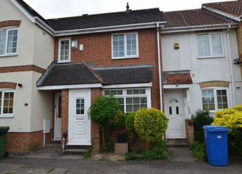 Thumbnail 2 bed terraced house to rent in Todd Crescent, Kemsley, Sittingbourne
