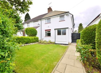 Thumbnail 3 bedroom semi-detached house for sale in Coopers Hill, Ongar, Essex