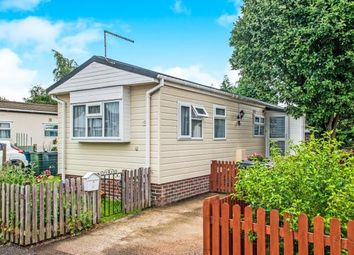 Thumbnail 2 bed mobile/park home for sale in Whelpley Hill Park, Whelpley Hill, Chesham, Buckinghamshire