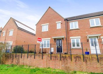 Thumbnail 3 bed end terrace house for sale in Wren Place, Gillingham
