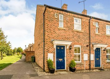Thumbnail 2 bed end terrace house for sale in Arncott Way, Aylesbury