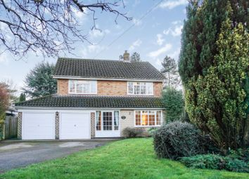 Thumbnail 4 bed detached house for sale in Vicarage Lane, Eaton