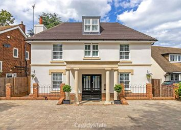Thumbnail 5 bed detached house for sale in Marshalswick Lane, St Albans, Hertfordshire