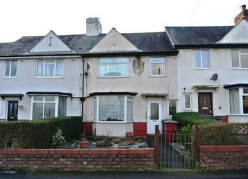 Thumbnail 3 bed terraced house for sale in Sherwood Court, Sherwood Avenue, Blackpool