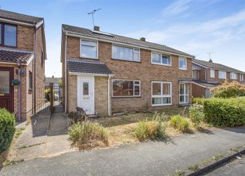Thumbnail 3 bed semi-detached house for sale in Oxford Drive, Woodbridge