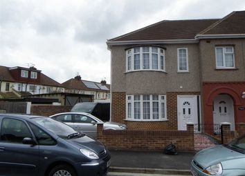 Thumbnail 2 bedroom end terrace house to rent in Robinia Avenue, Northfleet, Gravesend