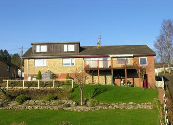 Thumbnail 4 bed detached bungalow for sale in Rothbury, Morpeth