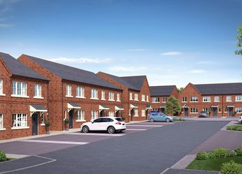 Thumbnail 3 bed town house for sale in Highfields, Milnthorpe Lane, Sandal, Wakefield