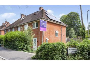 Thumbnail 4 bed semi-detached house for sale in Fivefields Road, Winchester