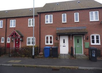 Thumbnail 2 bed terraced house for sale in Crowder Close, Bardney, Lincoln