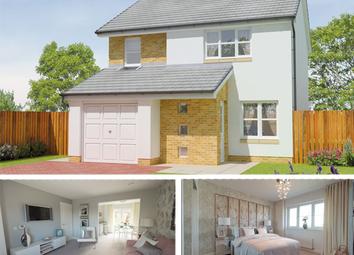 Thumbnail 3 bedroom semi-detached house for sale in Annan Grove, Kilmarnock