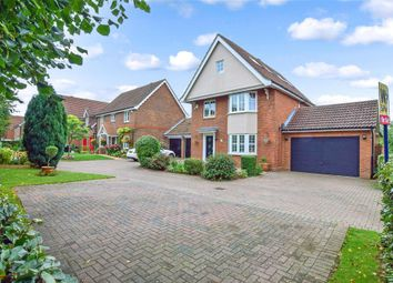 Thumbnail 6 bed detached house for sale in Peregrine Road, Kings Hill, West Malling, Kent