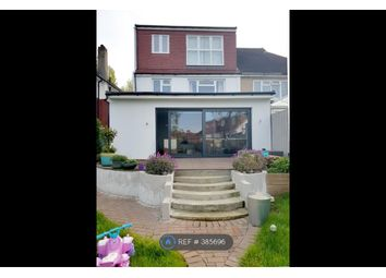 Thumbnail 4 bed semi-detached house to rent in Milespit Hill, London