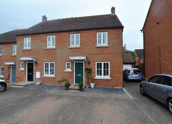 Thumbnail 3 bed end terrace house for sale in Bluebell Drive, Lower Stondon, Henlow