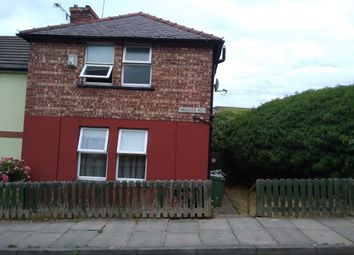 Thumbnail 3 bed end terrace house to rent in Mercer Road, Birkenhead