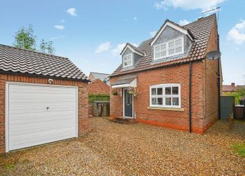 Thumbnail 3 bedroom detached house for sale in 4 The Orchard, York