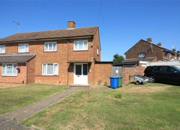 Thumbnail 3 bed semi-detached house for sale in Kent Avenue, Sittingbourne, Kent