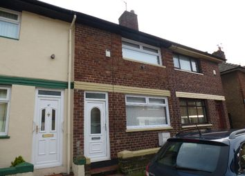 Thumbnail 2 bed terraced house to rent in Forfar Road, Tuebrook