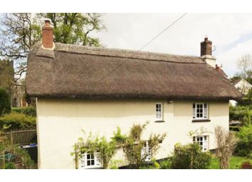 Thumbnail 3 bed detached house for sale in Meshaw, South Molton