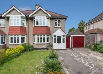 Thumbnail 3 bed semi-detached house to rent in Foresters Drive, Wallington, Surrey, Greater London