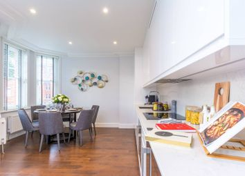 Thumbnail 3 bed flat to rent in Hamlet Gardens, Ravenscourt Park