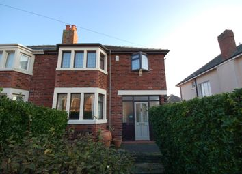 Thumbnail 3 bed semi-detached house for sale in Bentinck Avenue, Blackpool
