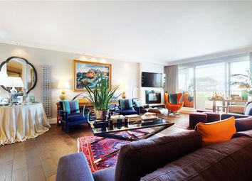Thumbnail 2 bed flat for sale in Chelsea Harbour, Chelsea, London