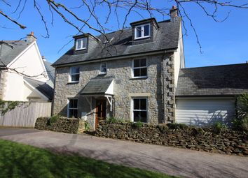 Thumbnail 5 bed detached house for sale in Eider Walk, Hayle