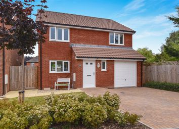 Thumbnail 4 bedroom detached house for sale in Harp Chase, Taunton
