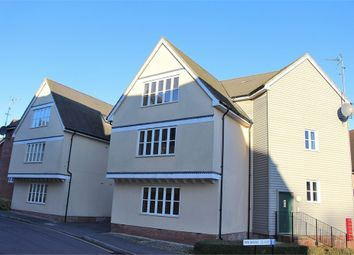 Thumbnail 2 bed flat to rent in Weavers Close, Dunmow