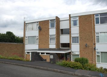 Thumbnail 2 bedroom flat for sale in Griffin Close, Shepshed, Leicestershire