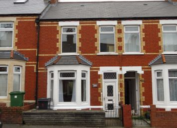 Thumbnail 3 bed terraced house to rent in Violet Place, Whitchurch, Cardiff, South Glamorgan