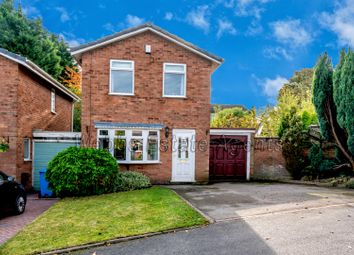 Thumbnail 3 bed link-detached house for sale in Swan Close, Cheslyn Hay, Walsall