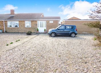 Thumbnail 2 bed semi-detached bungalow for sale in Chestnut Crescent, March