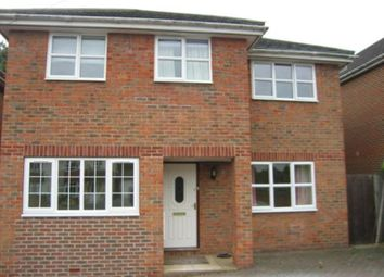 Thumbnail 4 bed detached house to rent in Salisbury Gardens, Basingstoke