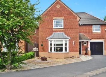 Thumbnail 4 bed detached house for sale in Carnoustie Drive, Euxton, Chorley