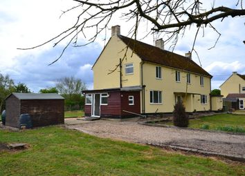 Thumbnail 3 bedroom semi-detached house to rent in Oulsham Drove, Feltwell, Thetford