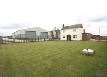 Thumbnail 3 bed detached house to rent in Pointon Fen, Pointon, Nr. Billingborough, Sleaford