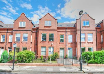 Thumbnail 6 bed terraced house for sale in Linden Road, Gosforth, Newcastle Upon Tyne