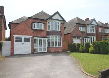 Thumbnail 4 bed detached house for sale in Westbourne Road, Solihull