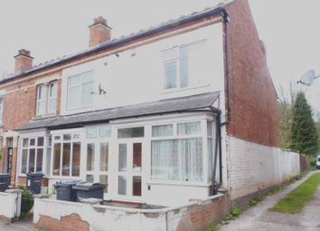 Thumbnail 2 bed terraced house for sale in Riland Road, Sutton Coldfield, West Midlands