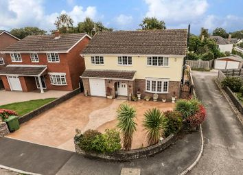 Thumbnail 5 bed detached house for sale in The Briars, Magor, Caldicot