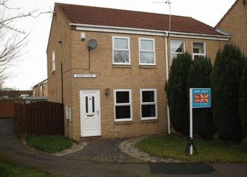 Thumbnail 2 bed end terrace house for sale in Maple Close, Bedlington