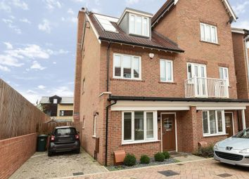 Thumbnail 3 bed town house for sale in David Wildman Lane, Mill Hill