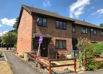 Thumbnail 2 bed end terrace house to rent in Sorrells Close, Chineham