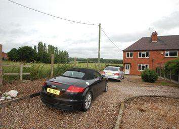 Thumbnail 3 bed property to rent in Moreton Lane, Tutbury, Derbyshire